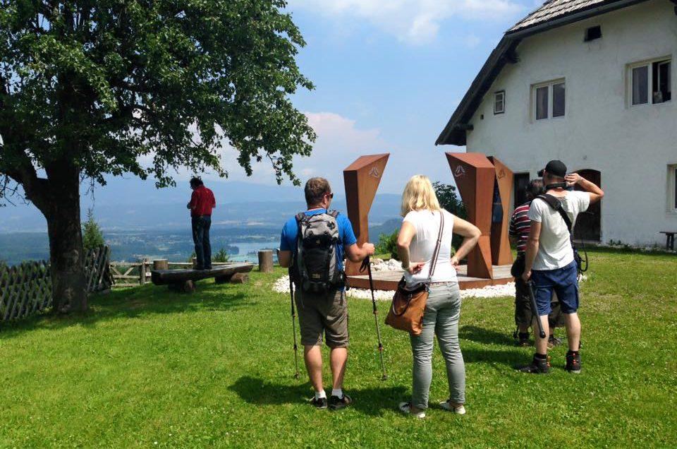 ORF Kärnten filmt am Alpe-Adria-Trail