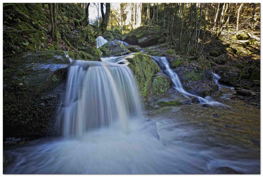 Abenteuer Wasser Weg