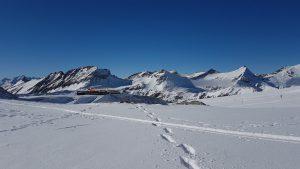 Blick zur Eisseehütte