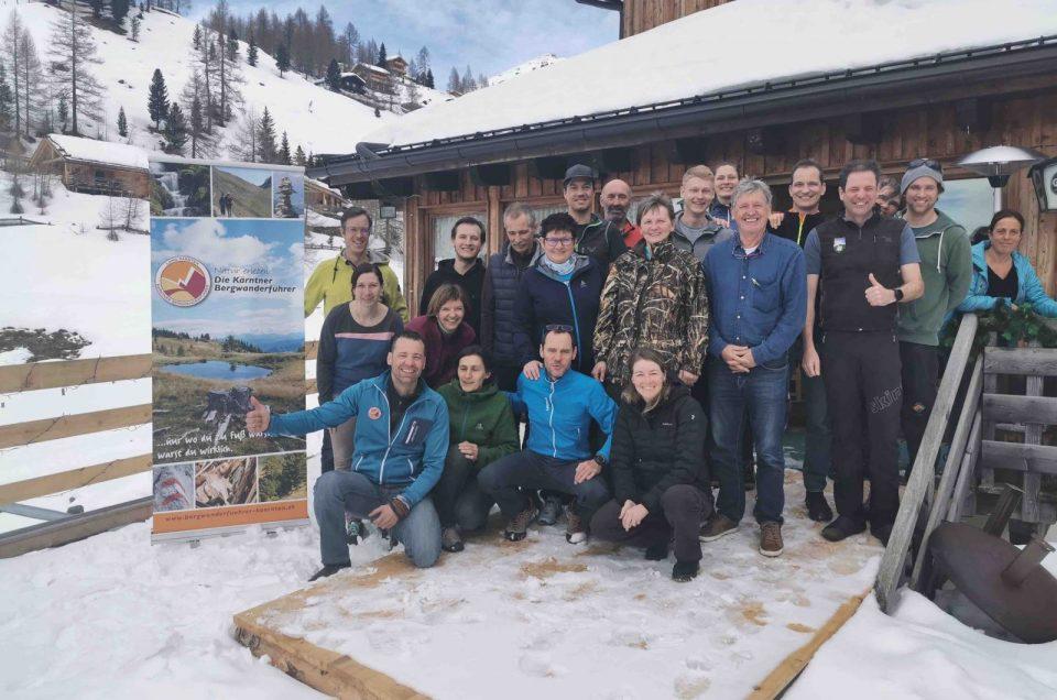 Bald neue Gesichter auf Kärntens Bergen